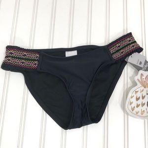 NWT Mossimo Hipster Bikini Bottoms Size Small